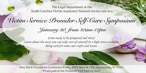 Self Care Symposium