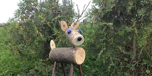 Rustic Reindeer Making