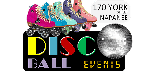 ROLLER SKATING at DISCO BALL events tickets