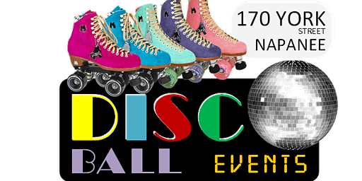 DISCO BALL EVENTS Roller Skating