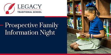 West Surprise Prospective Family Information Night - Dec. 16 tickets