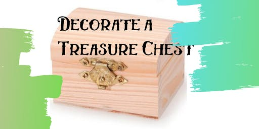 Decorate a Treasure Chest