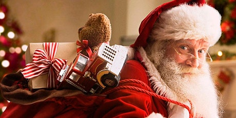 Have breakfast with Santa at Dockside!  tickets