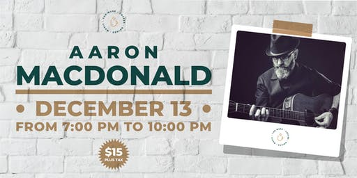 The Muse presents Aaron MacDonald