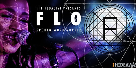 Flo Vortex Spoken Word tickets