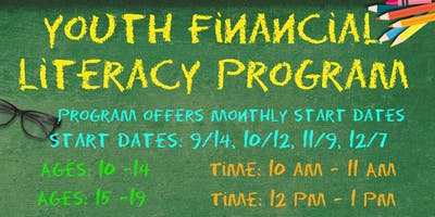 Youth Financial Literacy Program