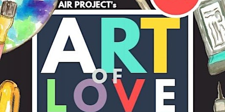 Art of Love Day of Art Fall/Winter Sessions tickets