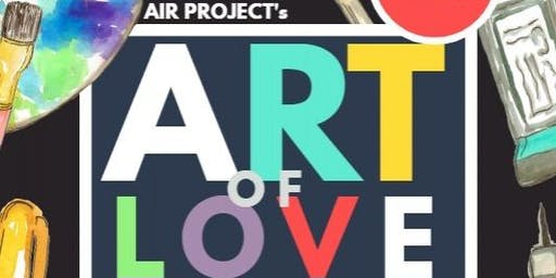 Art of Love Day of Art Fall/Winter Sessions