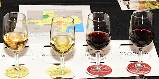Wine Camp at Fort Worth Stock Show