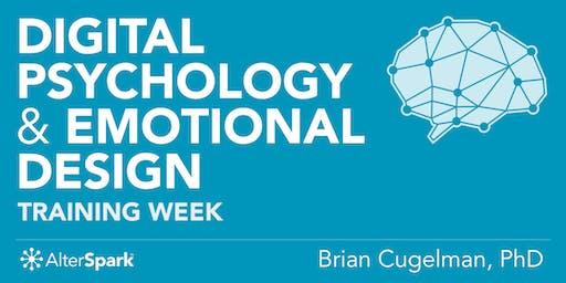 Digital Psychology & Emotional Design - Training Week (San Jose)