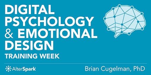 Digital Psychology & Emotional Design - Training Week (Toronto)