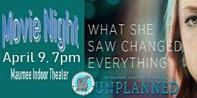 "SEAL Movie Night ""Unplanned"""