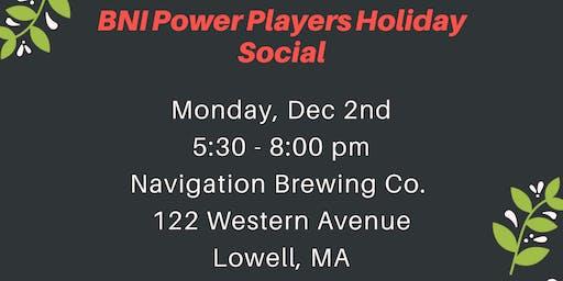 BNI Power Players Holiday Social