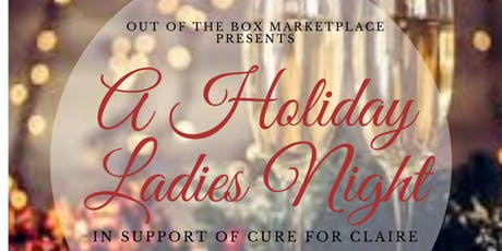 A Holiday Ladies Night tickets