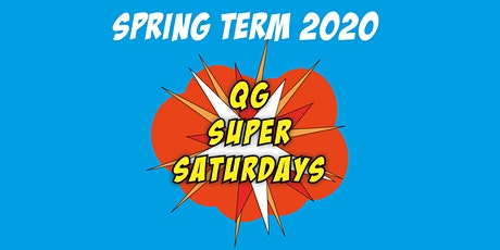 QG Super Saturdays:  Hartbeeps Session I tickets