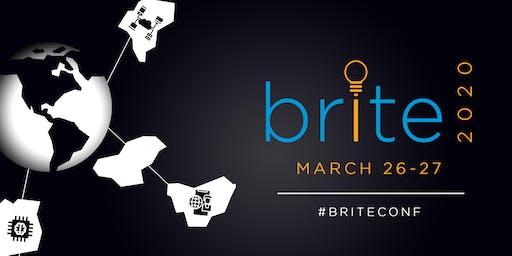 BRITE '20 Conference