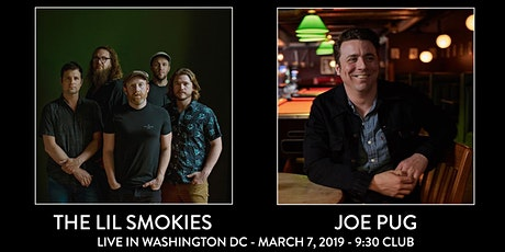 The Lil Smokies & Joe Pug tickets