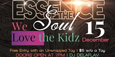 "Essence of the Soul: Poetry Slam "" We Luv the Kids"" tickets"