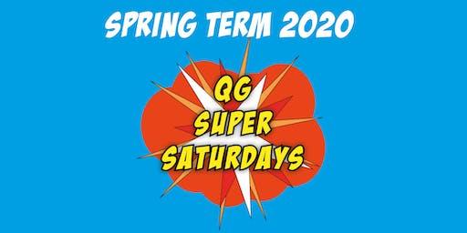 QG Super Saturdays: Triyoga Session 1
