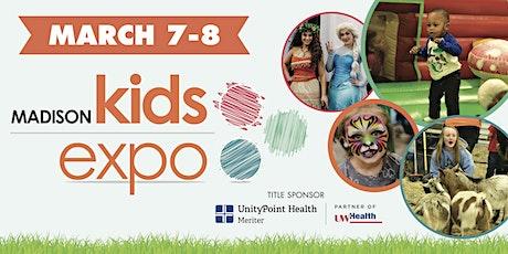 Madison Kids Expo 2020 tickets