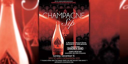 Kappa Champagne Sip