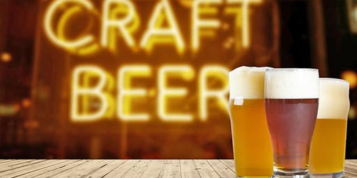 Sip & Shop - CRAFT BEER at Fort Worth Stock Show
