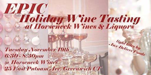 EPIC Wine Tasting @ Horseneck Wines