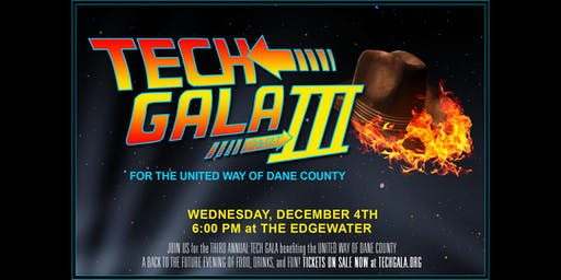 Tech Gala III: Benefiting the United Way of Dane County