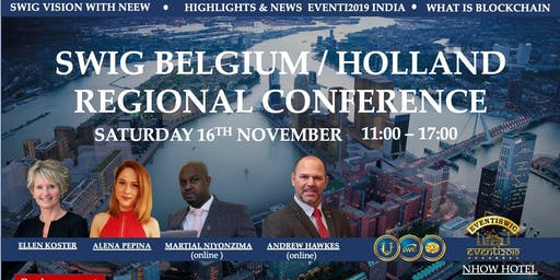 SWIG BELGIUM/HOLLAND Regional Conference
