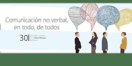 Comunicación no verbal en todo, de todos entradas