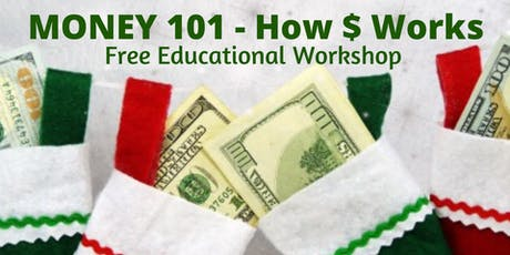 Be our guest at Money 101 - Dinner Workshop (Virginia Beach) tickets