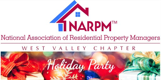 NARPM West Valley Holiday Party