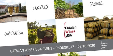 Catalan Wines USA - Private Tasting for Importers & Distributors in Phoenix tickets