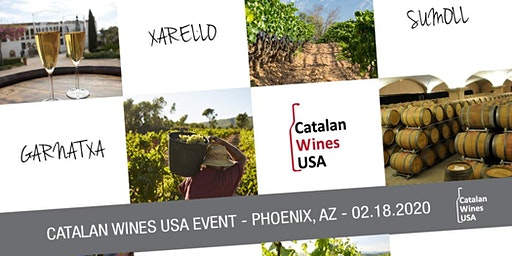 Catalan Wines USA - Master Class & Wine Tasting Event in Phoenix