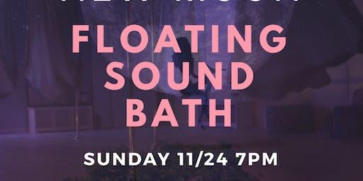 Floating Sound Bath