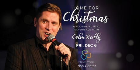 Colm Reilly Live Concert - Home For Christmas tickets