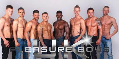 UK Pleasure Boys Christmas Crackers tickets