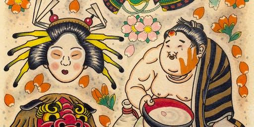 Art x Craft: Wabori (和彫り) Japanese Tattoo Art x Craft Beer