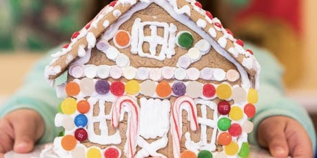 CPHS Gingerbread House Decorating Party 2019 tickets