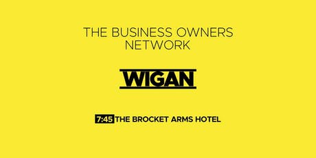 Business Owners Network (Wigan) tickets