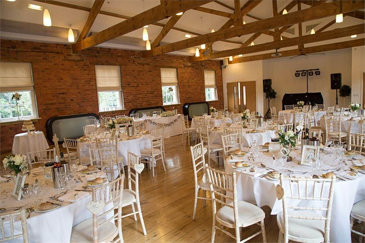 Rufford Mill Wedding Open Day image