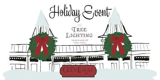 Holiday Event and Tree Lighting