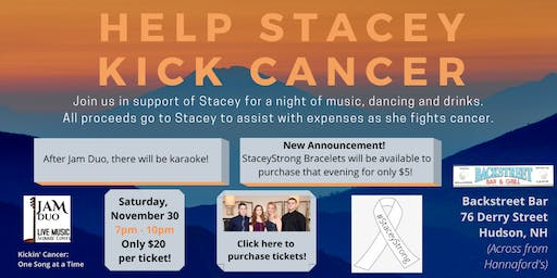 Help Stacey Kick Cancer