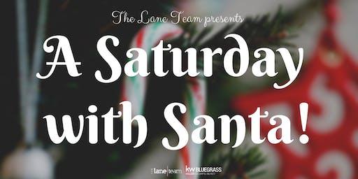 A Saturday With Santa!