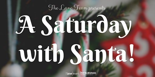 A Saturday With Santa!