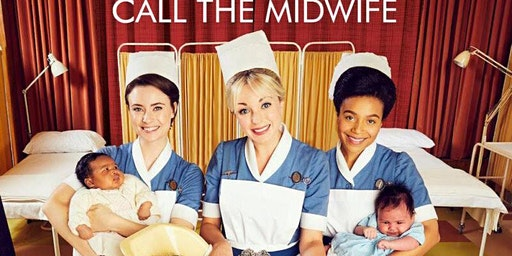 """Afternoon Tea & Screening of """"Call The Midwife"""""""