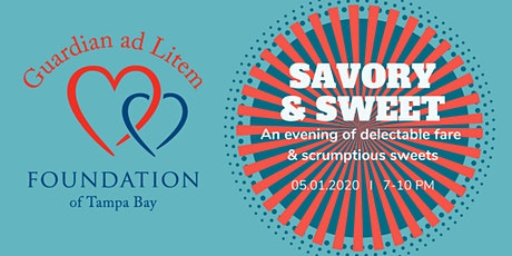 Savory & Sweet: An evening of delectable fare & scrumptious sweets tickets