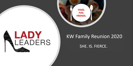 Lady Leaders of Real Estate Annual Networking Event @ KWFR2020 tickets