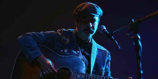 Nashville Americana artist Don Gallardo at Southgate House Revival
