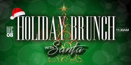 Holiday Brunch with Santa tickets